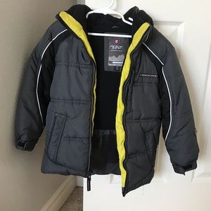 Other - Grey Boys Puffer Jacket